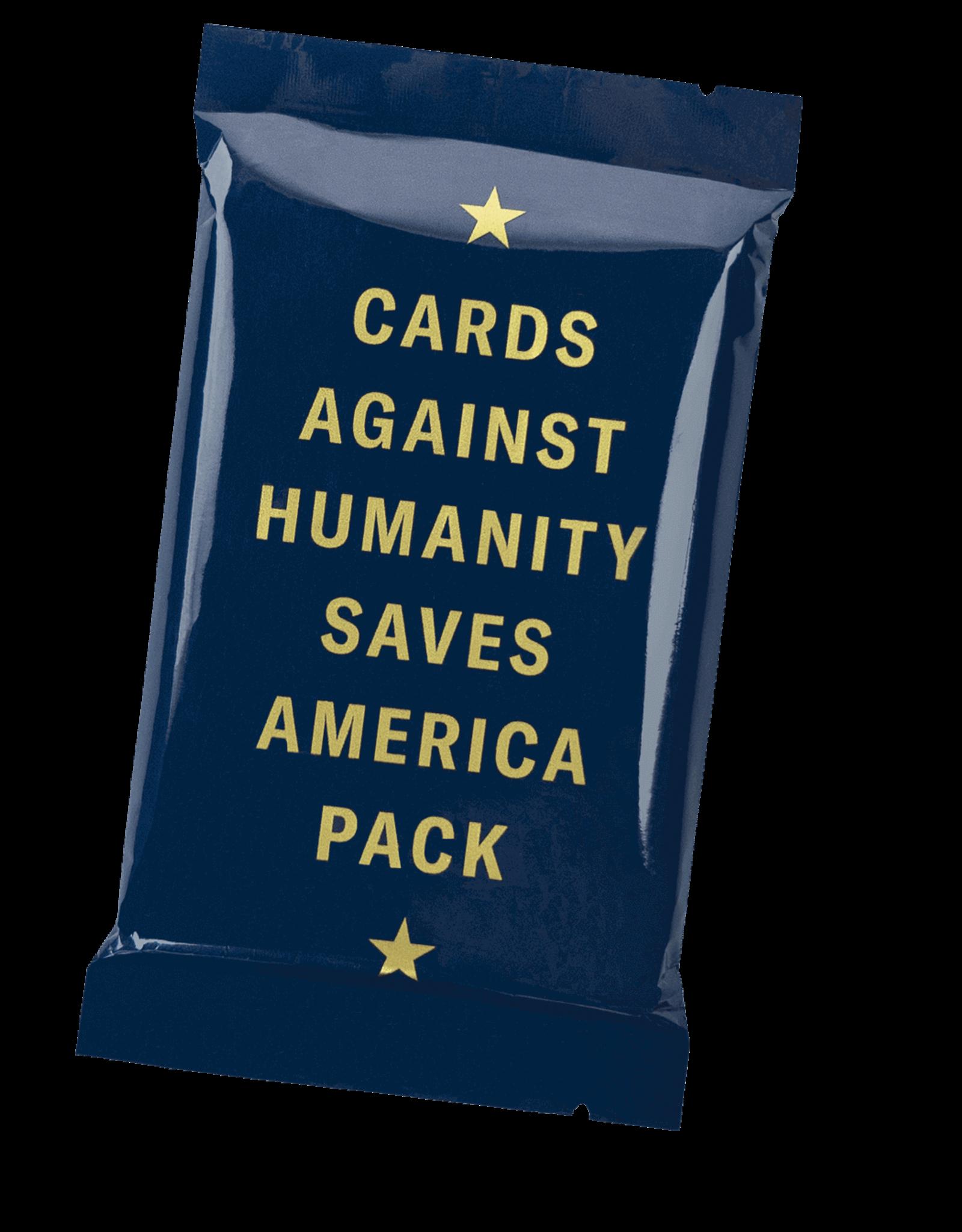 Cards Against Humanity Cards Against Humanity: CAH Saves America Pack