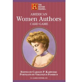 The History Channel Cards: American Women Authors