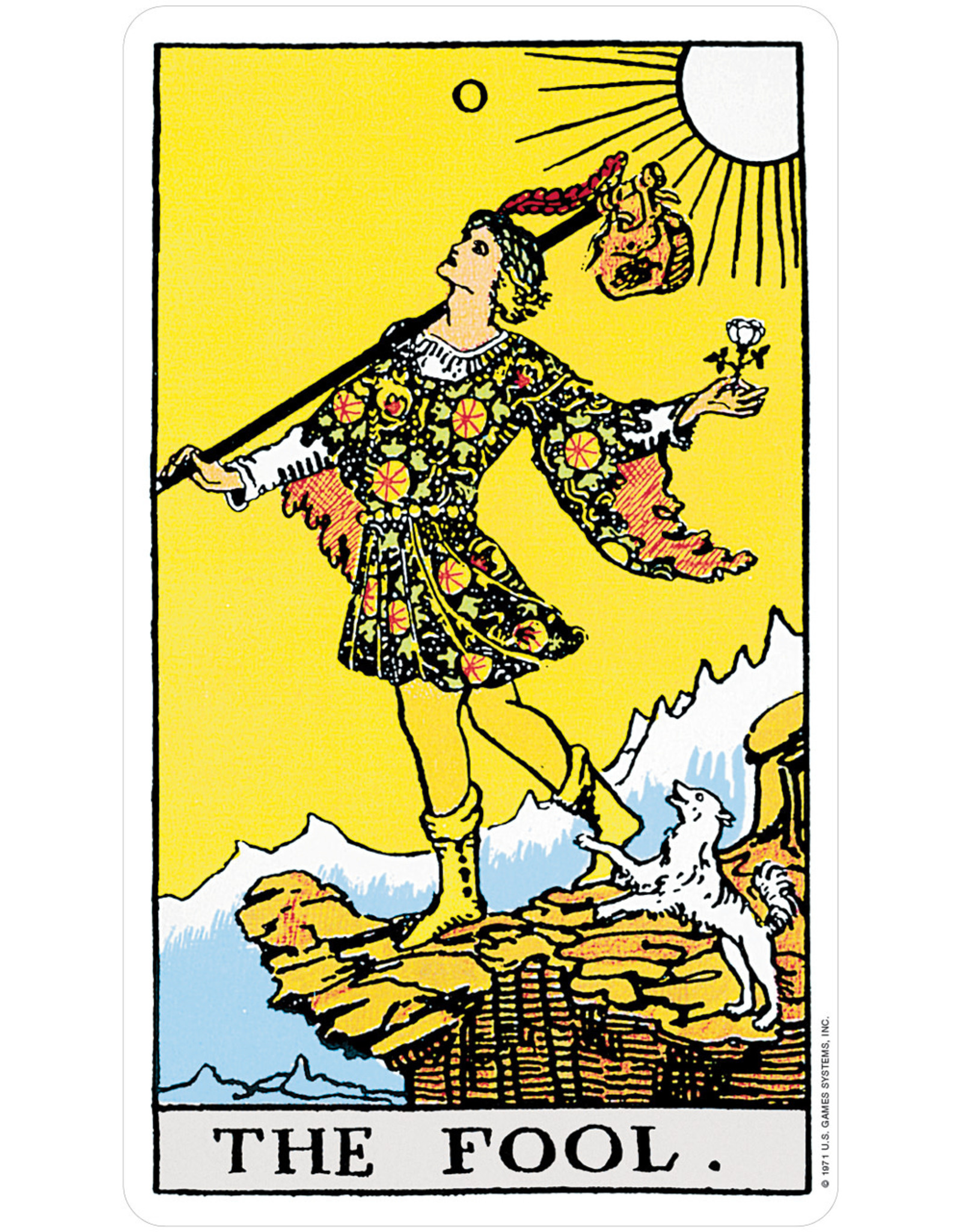 US Game Systems Rider-Waite Tarot