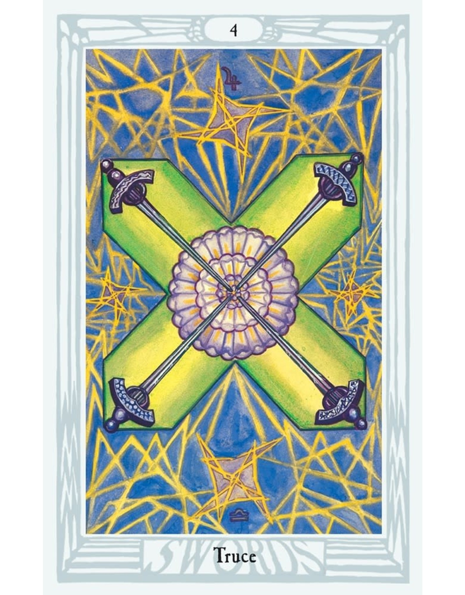 US Game Systems Tarot Crowley Small