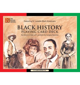 The History Channel Cards: Black History Playing Cards
