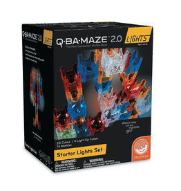 Mindware Q-Ba-Maze 2.0 Starter Lights Set