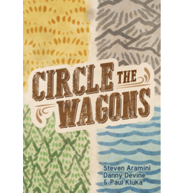 Button Shy Games Circle the Wagons