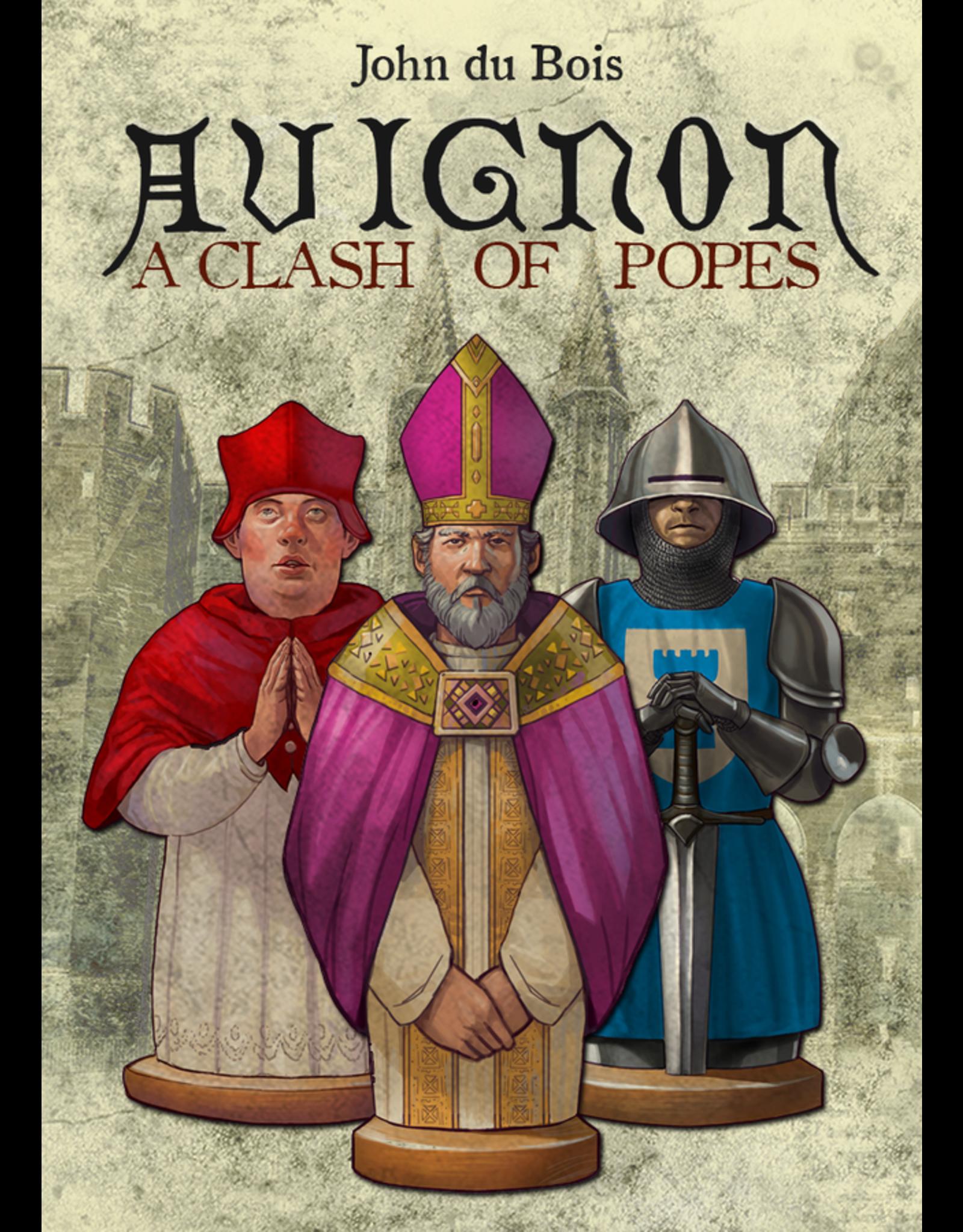 Button Shy Games Avignon A Clash of Popes
