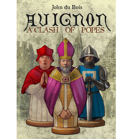 Button Shy Games Avignon A Clash of Popes
