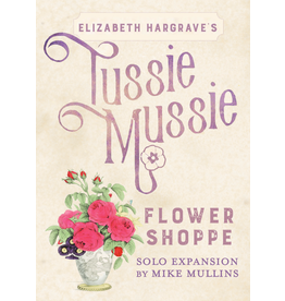 Button Shy Games Tussie Mussie: Flower Shoppe Solo Expansion