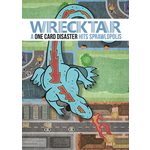 Button Shy Games Sprawlopolis: Wrecktar, Points of Interest and Construction Zones
