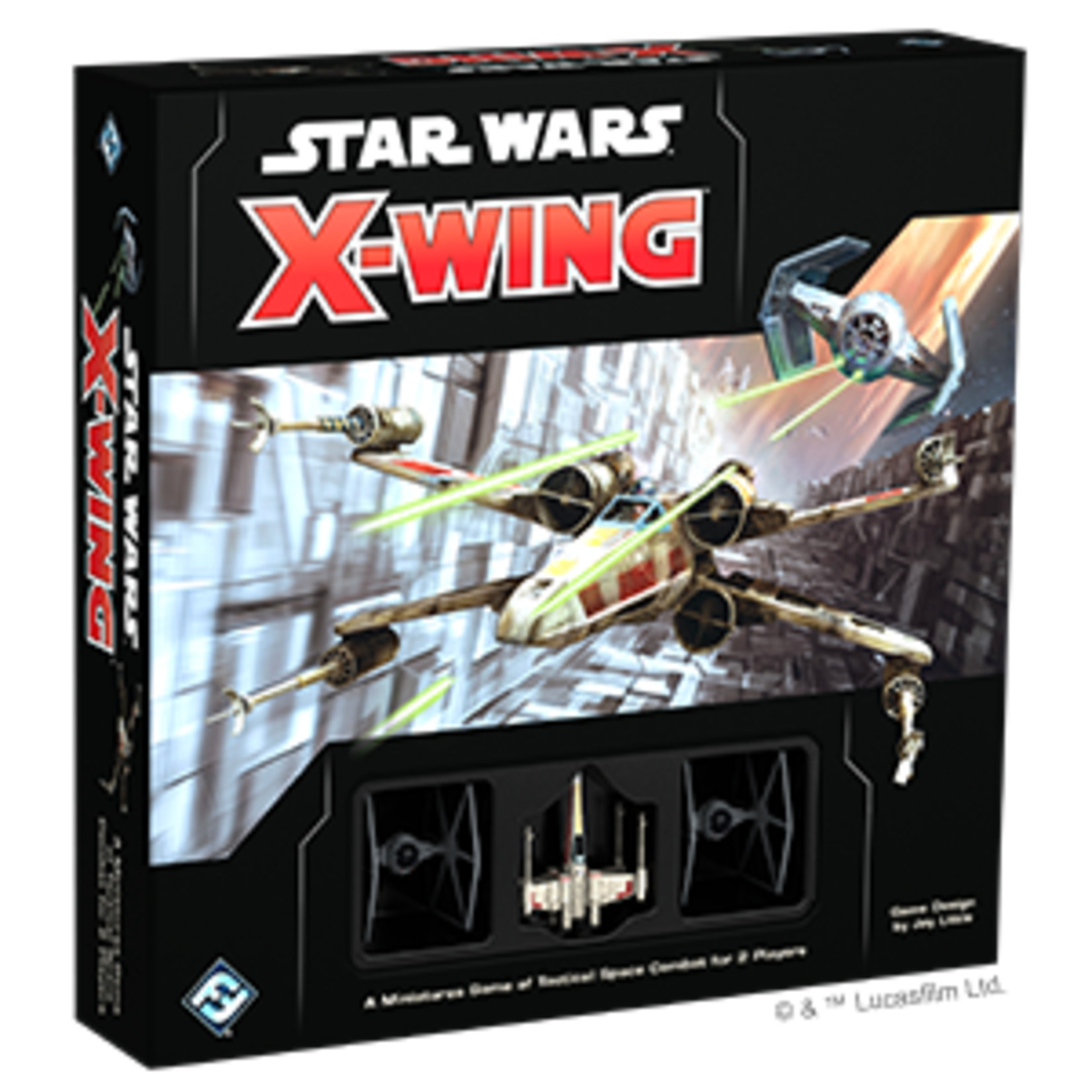 Fantasy Flight Games Star Wars X-Wing 2nd Edition: Core Set