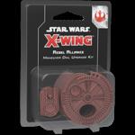 Fantasy Flight Games SW X-Wing 2E Rebel Maneuver Dial