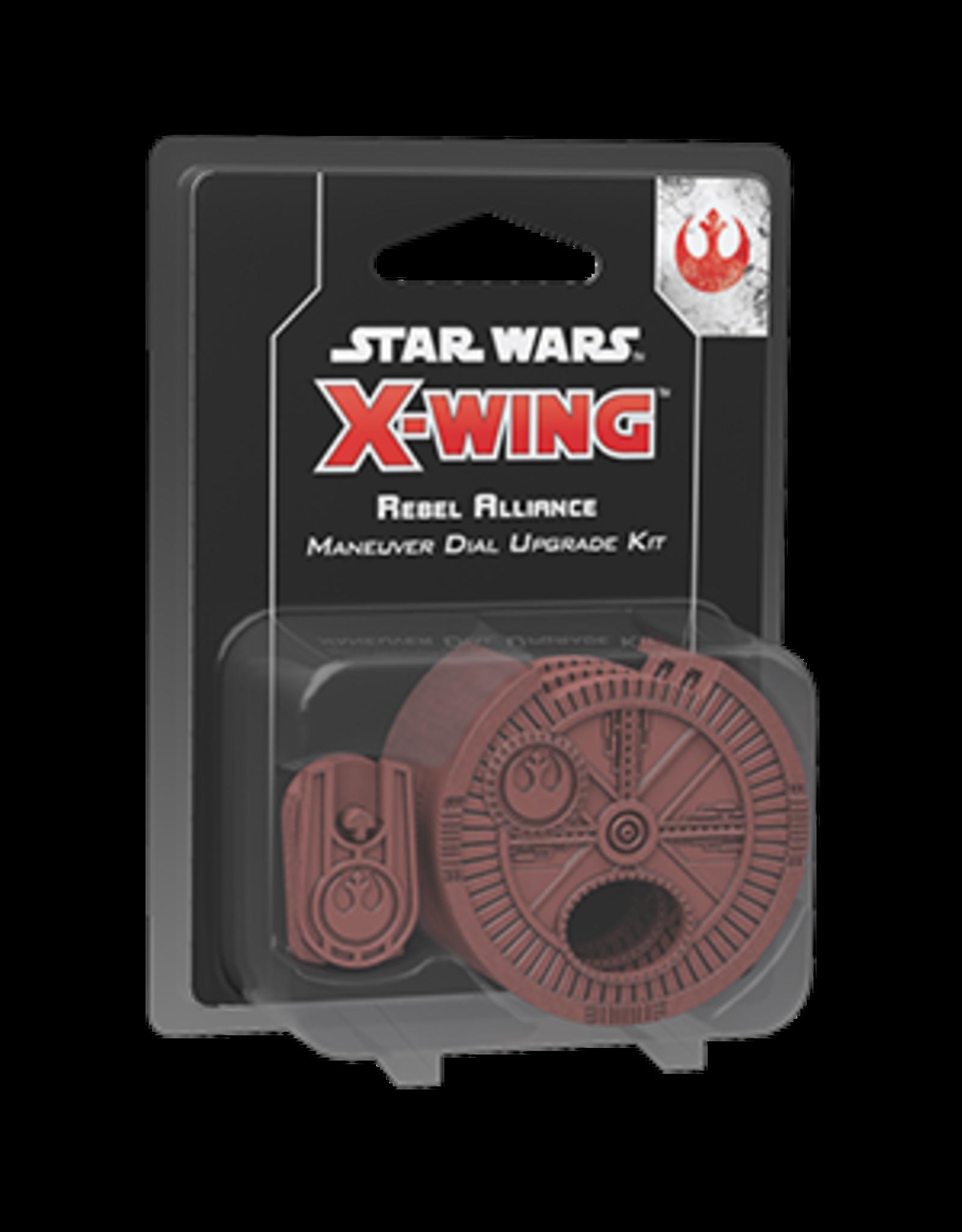Fantasy Flight Games Star Wars X-Wing 2nd Edition: Rebel Maneuver Dial