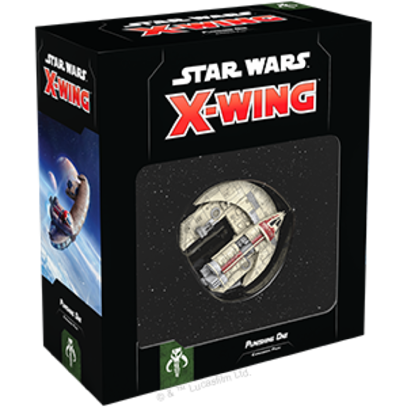 Fantasy Flight Games Star Wars X-Wing 2nd Edition: Punishing One Expansion Pack
