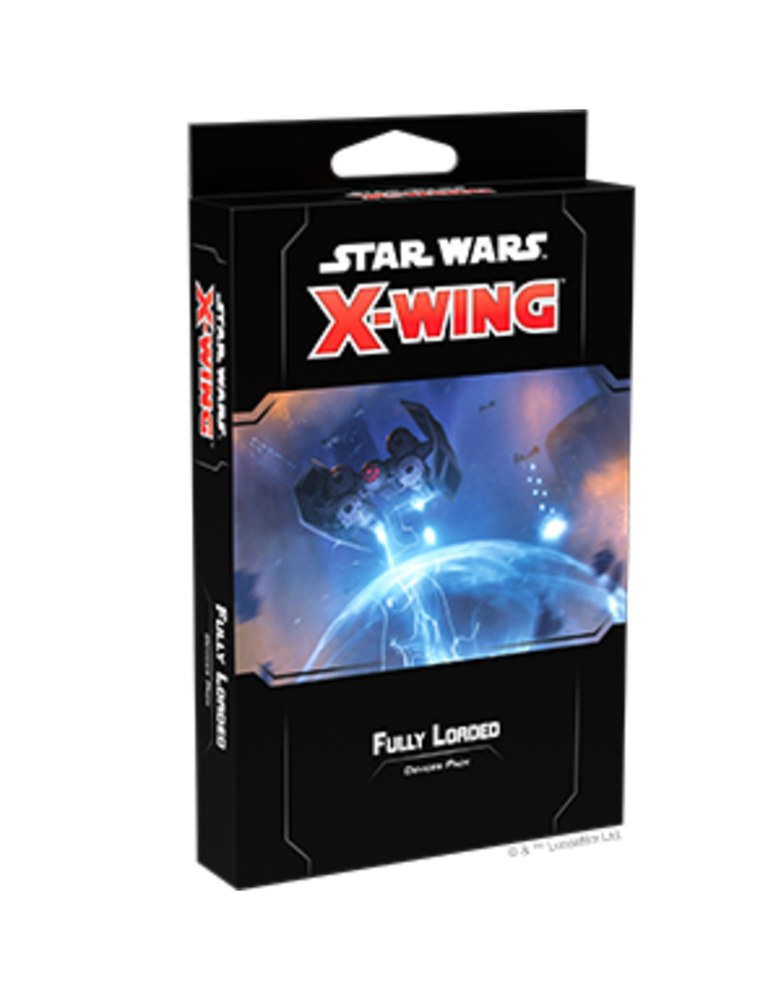 Fantasy Flight Games Star Wars X-Wing 2nd Edition: Fully Loaded Devices Expansion Pack