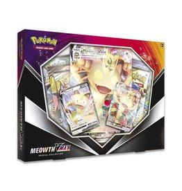 Pokémon Pokémon Meowth-VMAX Teaser Box