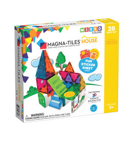 Magna-Tiles Magna-Tiles House 28p Set