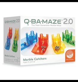 Mindware Q-Ba-Maze 2.0 Marble Catchers