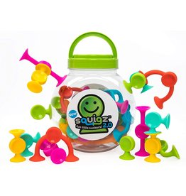 Fat Brain Games Squigz 2.0 36pc Set