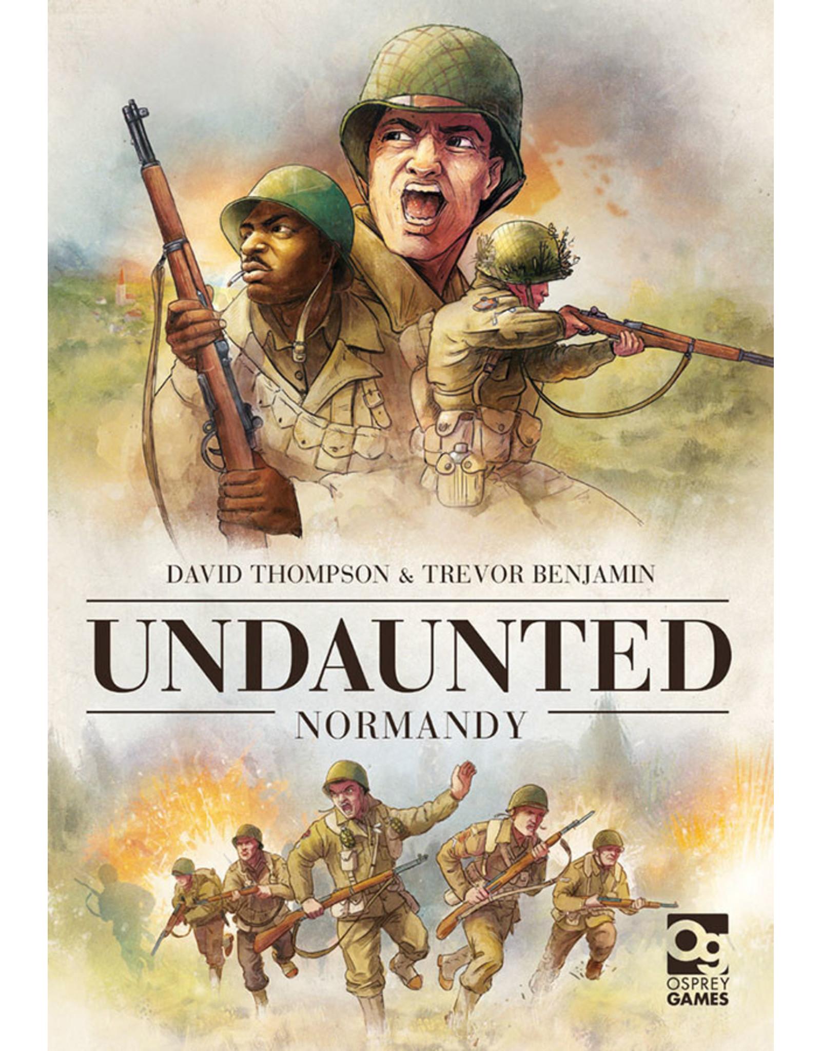 Osprey Publishing Undaunted Normandy