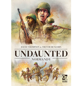 Osprey Publishing Undaunted Normandy