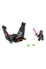 LEGO LEGO Star Wars Kylo Ren's Shuttle Microfighter