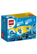 LEGO LEGO Classic Creative Blue Bricks