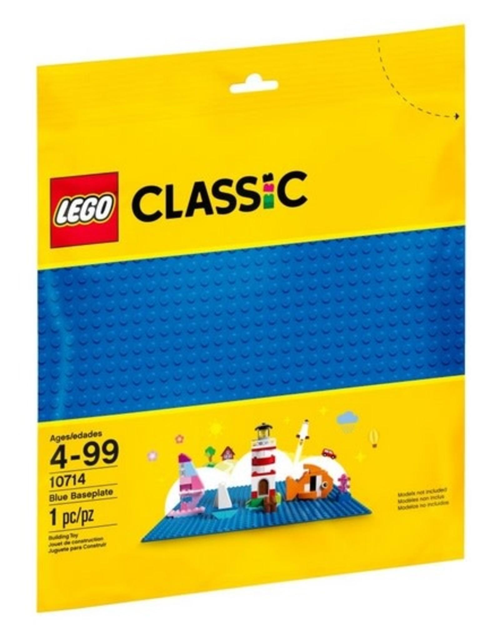 LEGO LEGO Classic Blue Baseplate
