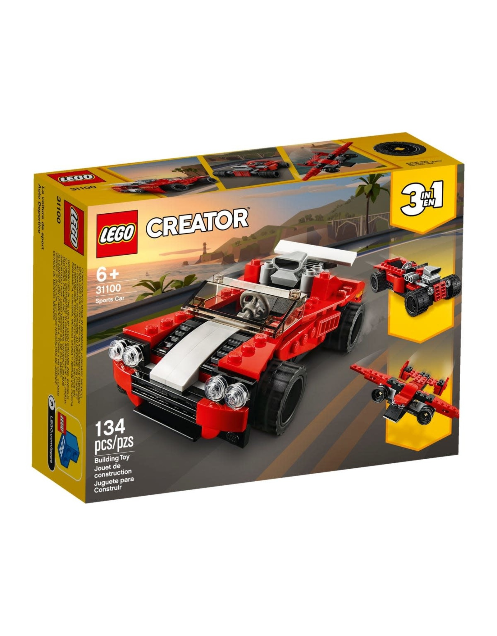 LEGO LEGO Creator Sports Car