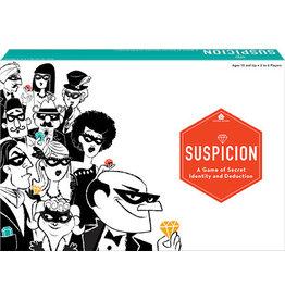 Wonder Forge Suspicion