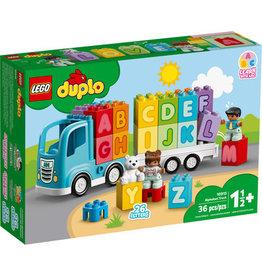 LEGO LEGO Duplo Alphabet Truck 36p