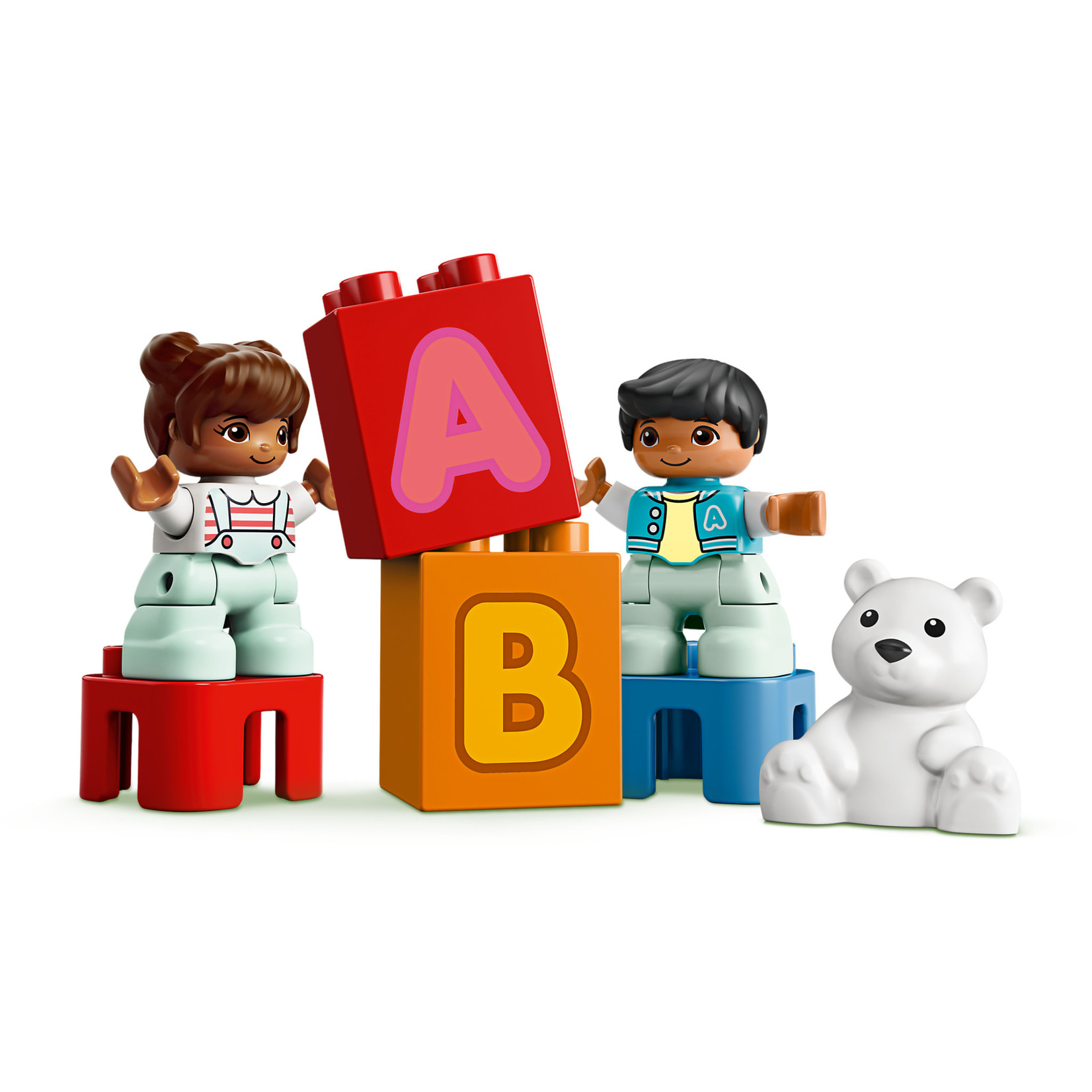 LEGO LEGO Duplo Alphabet Truck 36p (10915)