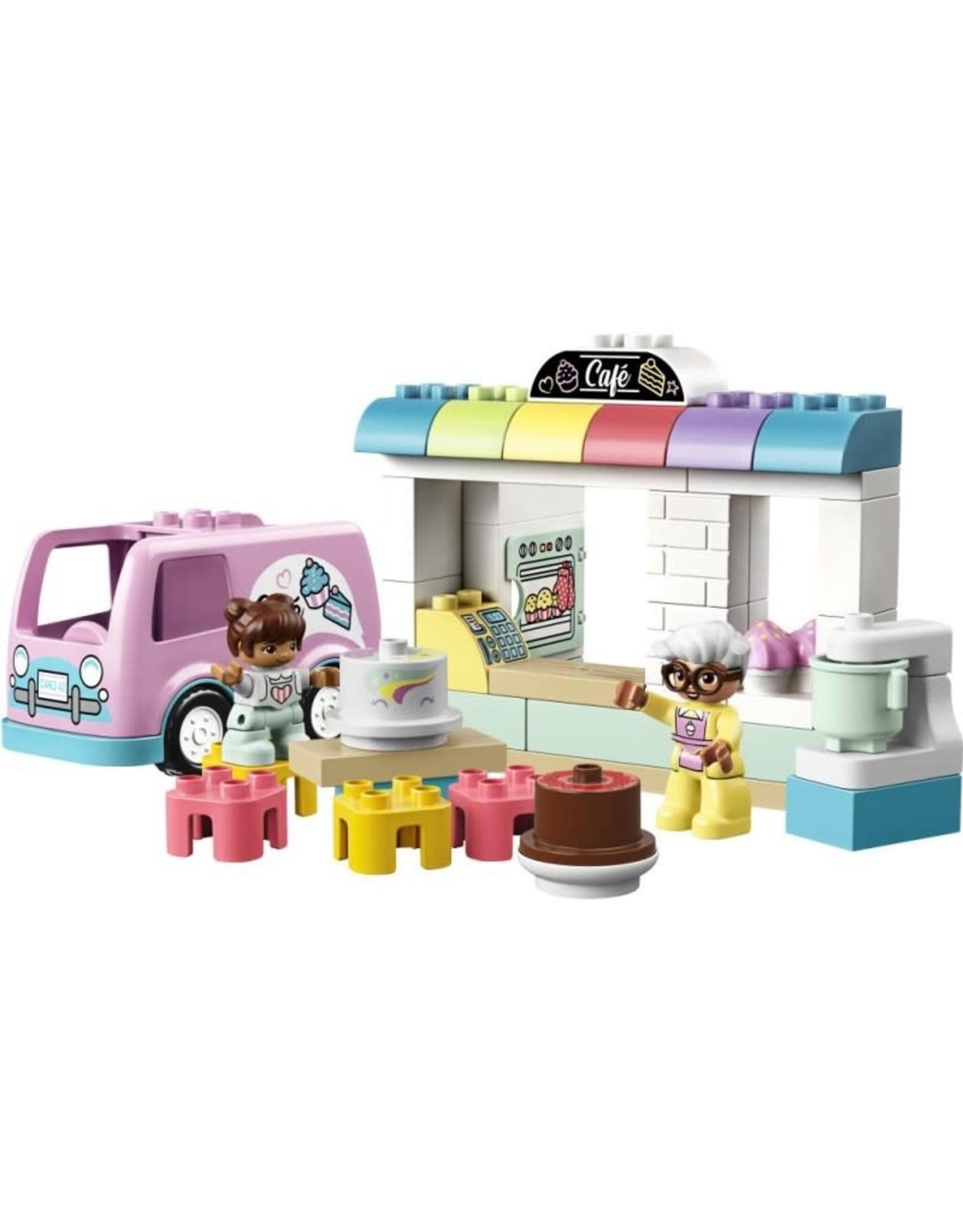 LEGO LEGO DUPLO Bakery (10928)