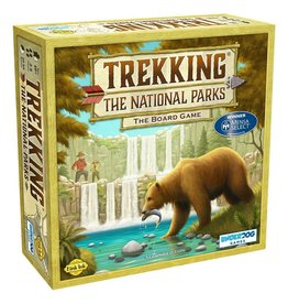 Underdog Games Trekking the National Parks 2E