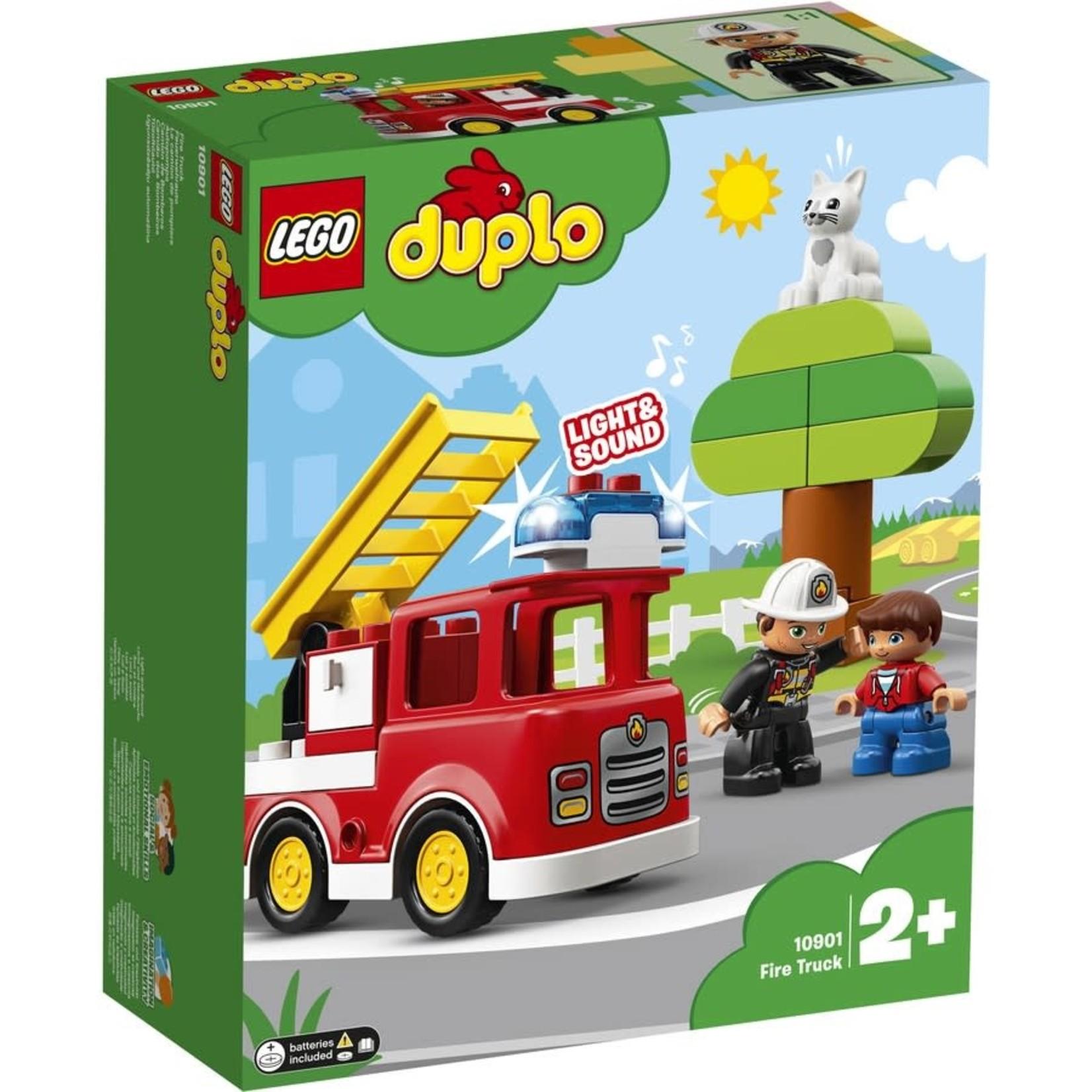 LEGO Lego Duplo Fire Truck 21p (10901)