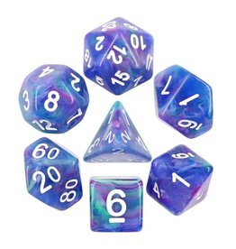 HD Dice Dice: 7-set Muse w/ White (HD)