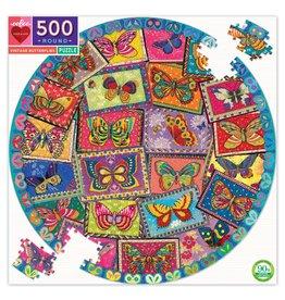 eeBoo Vintage Butterflies 500p