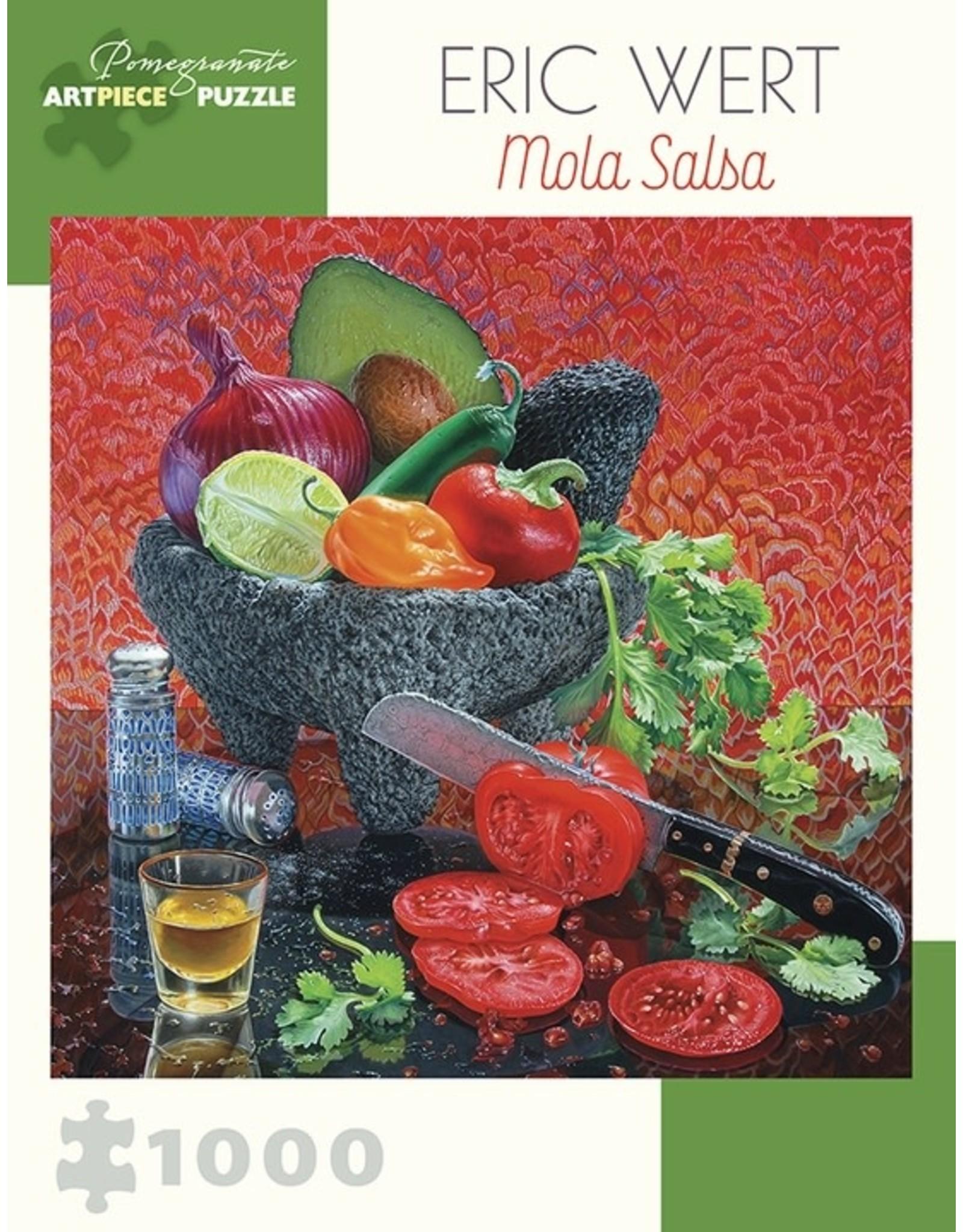 Pomegranate Mola Salsa 1000 pieces