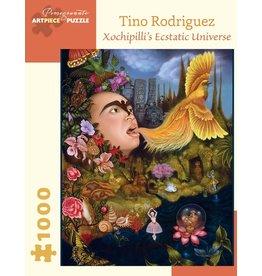 Pomegranate Tino Rodriguez: Xochipilli's Ecstatic Universe 1000p