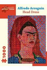 Pomegranate Alfredo Arreguin: Head Dress 1000 pieces