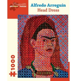 Pomegranate Alfredo Arreguin: Head Dress 1000p
