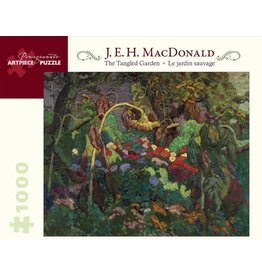 Pomegranate J.E.H. MacDonald: The Tangled Garden 1000p