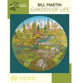Pomegranate Bill Martin: Garden of Life 1000p