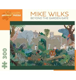 Pomegranate Mike Wilks: Beyond the Garden Gate 300p