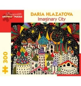 Pomegranate Daria Hlazatova: Imaginary City 300p