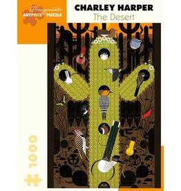 Pomegranate Charley Harper: The Desert 1000p