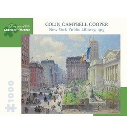Pomegranate Cooper: NY Public Library 1000p