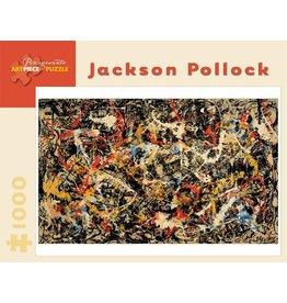 Pomegranate Jackson Pollock: Convergence 1000p