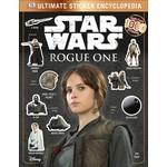 Star Wars SW Rogue One Sticker Encyclopedia