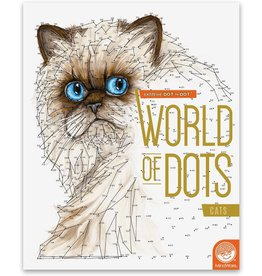 Mindware Extreme Dot to Dot Cats