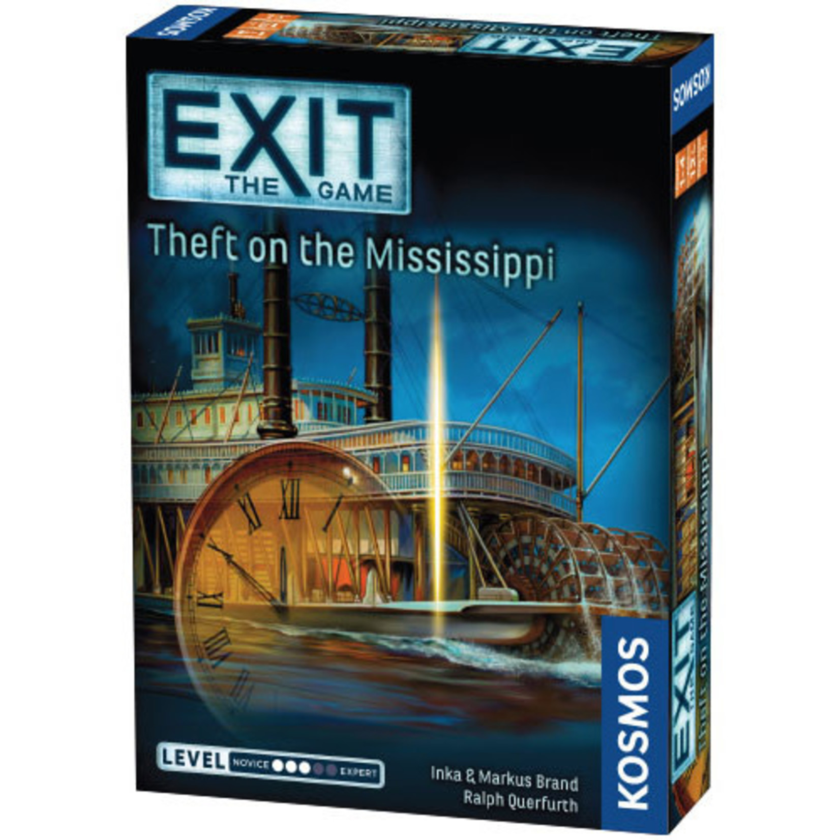 Kosmos EXIT Theft on the Mississippi