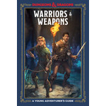 Penguin Random House D&D Young Adventurer's Guide Warriors & Weapons