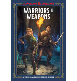 Penguin Random House D&D Young Adventurer's Guide Warriors & Weapons